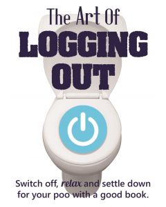 THE ART OF LOGGING OUT