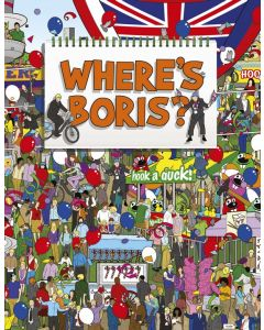 WHERES BORIS?