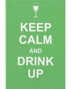KEEP CALM & DRINK UP - BOOK