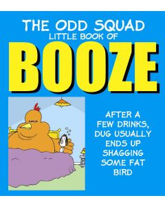 BOOZE - ODD SQUAD LITTLE BOOK