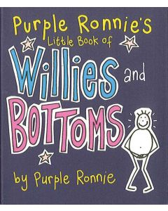 WILLIES AND BOTTOMS - PURPLE RONNIES LI
