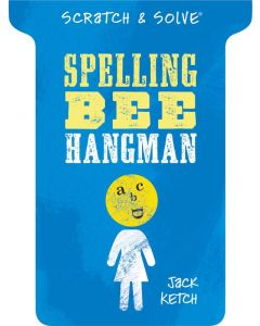 SCRATCH AND SOLVE SPELLING BEE HANGMAN