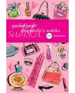 POCKET POSH SHOPAHOLICS SUDOKU