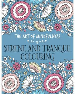 SERENE AND TRANQUIL COLOURING