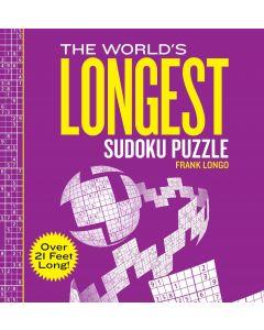 THE WORLDS LONGEST SUDOKU PUZZLE