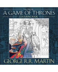 THE OFFICIAL A GAME OF THRONES COLOURING