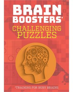 BRAIN BOOSTERS CHALLENGING PUZZLES