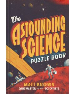 THE ASTONISHING SCIENCE PUZZLE BOOK