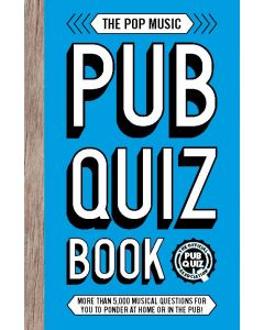 THE POP MUSIC PUB QUIZ BOOK