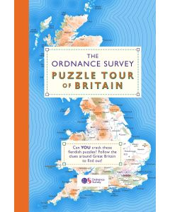 THE ORDNANCE SURVEY PUZZLE TOUR OF BRITA