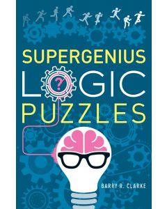 SUPERGENIUS LOGIC PUZZLES