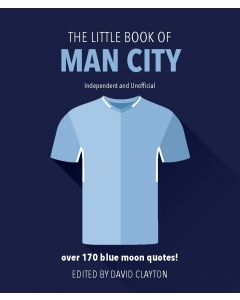 THE LITTLE BOOK OF MAN CITY (LITTLE BOOK