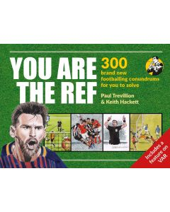 YOU ARE THE REF