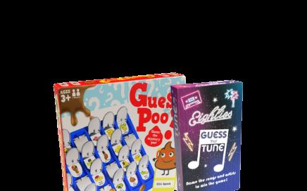 Boxer Gifts Fun Games
